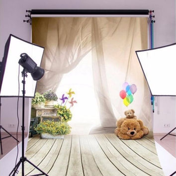 1*1.5M/1.5*2.1M Universal Photography Background Cloth Children Kids Photo Studio Photography Backdrops Studo Accessory
