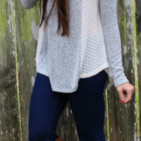 Casual Detailed Blouse
