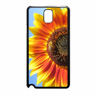 Sun Flower Shine Samsung Galaxy Note 3 Case