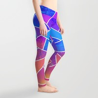 Summer Magic Leggings by Elisabeth Fredriksson