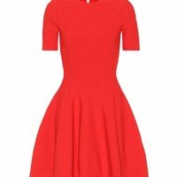 Fit and flare minidress