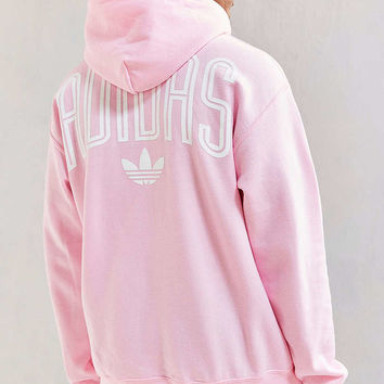 9420ae41108 adidas Back Again Hoodie Sweatshirt - from Urban Outfitters