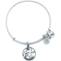 Alex and Ani Aquarius Bangle