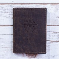 Luck Pocket Leather Journal