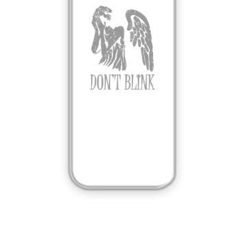 don't blink doctor who - iPhone 5&5s Case