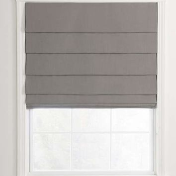 Hobbled Custom Roman Shades For Your Home / Office