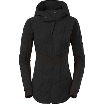 The North Face Women's Pseudio Hooded Jacket