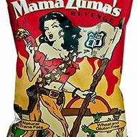 Route 11 Potato Chips, Mama Zuma's Revenge Hot Habanero, 2 oz bags (6 bags)