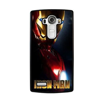 iron man 1 lg g4 case cover  number 1