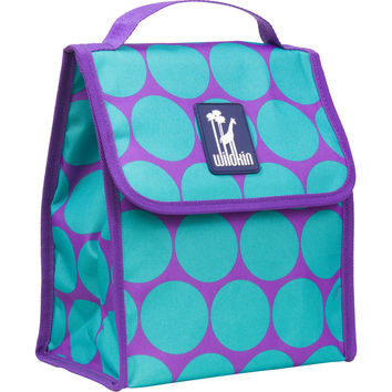 Big Dot Aqua Munch 'n Lunch Bag - 55119
