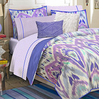 Teen Vogue Bedding, Ikat Stripe Comforter Sets - Teen Vogue - Bed & Bath - Macy's