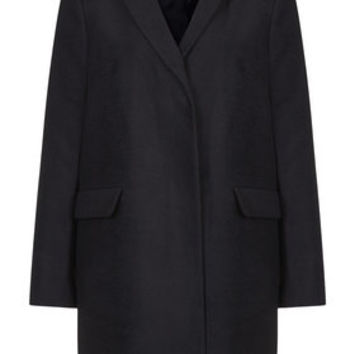 TALL SLIM POCKET COAT