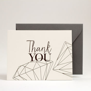 Wedding Collection: Thank You