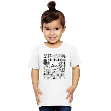 Bon Iver Toddler T-shirt