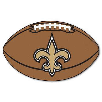 New Orleans Saints NFL Football Floor Mat (22x35)