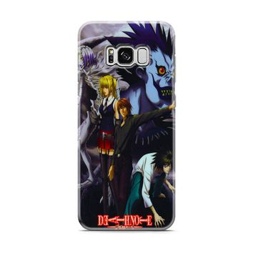 Death Note Anime Cover Samsung Galaxy S8 | Galaxy S8 Plus case