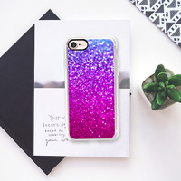 New Galaxy iPhone 7 Case by Lisa Argyropoulos | Casetify