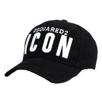 Dsquared2 Boys Black 'Icon' Cap
