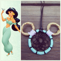 Mickey Mouse Dream Catcher-Jasmine Themed