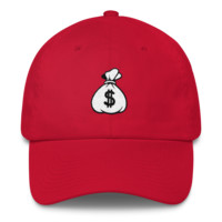 Vintage Culture NYC Secure The Bag Dad Caps (AVAILABLE IN VARIOUS COLORS)