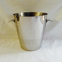 French Vintage Champagne Bucket Ice Bucket Letang Remy