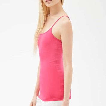 Stretch-Knit Cami