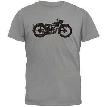Old Motorcycle T-Shirt
