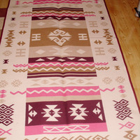 "ONSALE""""""""Handwoven Turkish kilim Handwoven carpet hand woven kilim"