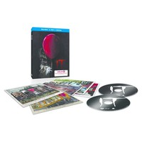 It: Target Exclusive Lenticular Packaging & Postcards (Blu-ray + DVD + Digital)