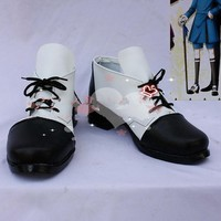 Black Butler Ciel Phantomhive cosplay shoes anime shoes Tailor-Made