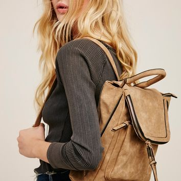 Free People Bowery Vegan Backpack