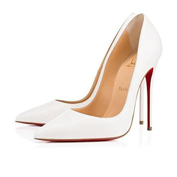 christian/louboutin New Women's So Kate 120MM High Heel Banquet Shoes