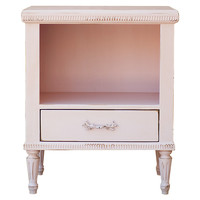 St. Andrew's Side Table, PinkBRADSHAW KIRCHOFER
