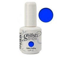 "Gelish Rio Collection Neon ""Ooba Ooba Blue"" #01472 New Color"