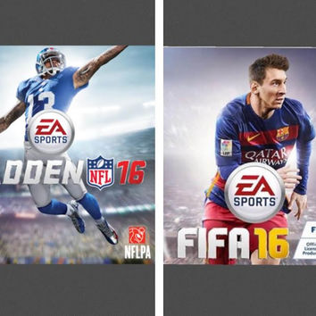Fifa 16 and Madden 16 Combo Pack