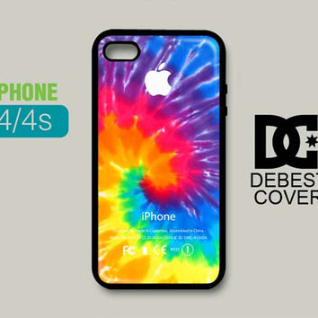Tie Dye Design Inspired Colorful iPhone Cases