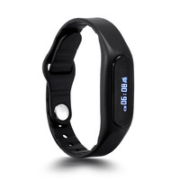 Touch Screen Bluetooth Smart Band E06 Smart Wristband Miband Bracelet Waterproof Fit bit Tracker For Android iPhone Passometer