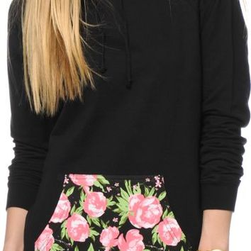 Neff Vacationer Floral Day Hoodie