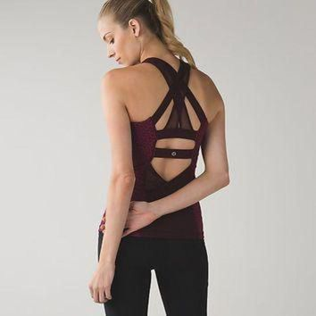ICIKU3N ready, set, sweat tank | women's tanks | lululemon athletica