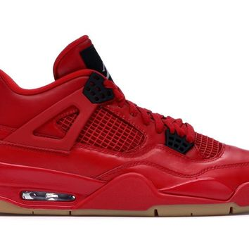 Jordan Retro 4 (Womens) Fire Red Singles Day 2018