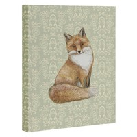 Pimlada Phuapradit Fox Portrait Art Canvas