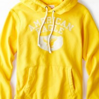 AEO 's Signature Hooded Pop Over (Dijon)