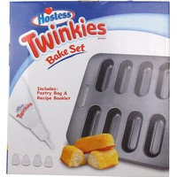 Hostess Twinkies Bake Set Pastry Bag Recipe Booklet