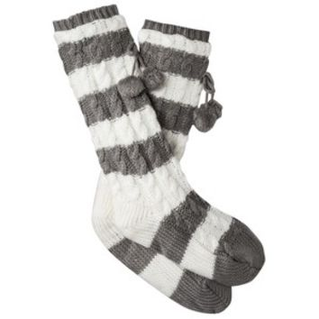 Xhilaration® Cozy Slipper Socks - Assorted Colors