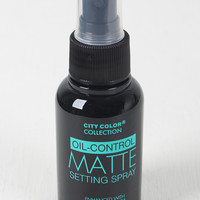 City Color Collection Oil-Control Matte Setting Spray