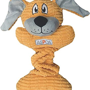 ASPCA Bungee Hug N' Tug Dog Toy [Orange]