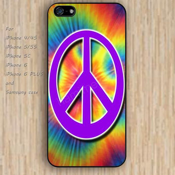 iPhone 5s 6 case Symbol of peace phone case iphone case,ipod case,samsung galaxy case available plastic rubber case waterproof B253