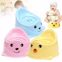 Lovely Kids Potty Chair Seat Baby Toddler Training Infant Children Removable Toilet Seat Urinal Seat