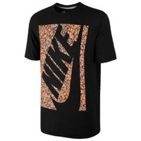 Nike Oversized Shattered Futura T-Shirt - Men's