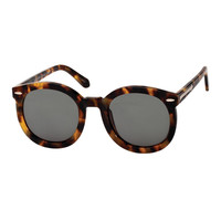 Alternative Fit Super Duper Strength Crazy Tort - Karen Walker Eyewear | Karen Walker